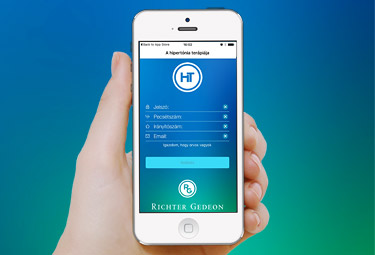 Hypertension Therapy app